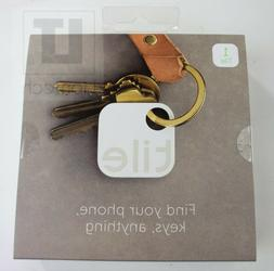Tile  - Key Finder. Phone Finder. Anything Finder - 1 Pack