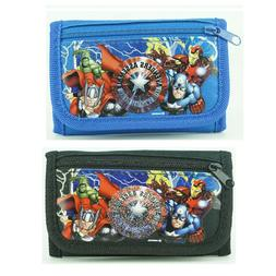 Avengers Wallet for Boys Superheroes Kids Wallets Trifold Ph