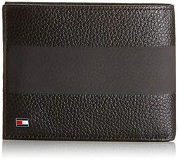 Tommy Hilfiger Block Stripe Extra Cc And Coin, Men's Walle