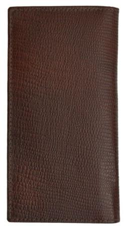 Brand New Hand Crafted Genuine Soft Snake Leather Bifold Che