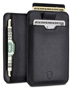 Chelsea Slim Card Sleeve Wallet with RFID Protection by Vaul
