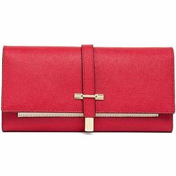 Wallets Clearance RFID Blocking Leather Wallet For Women Sli