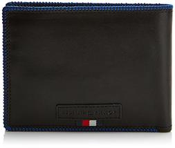 Tommy Hilfiger Edge Stitch Extra Cc And Coin, Men's Wallet