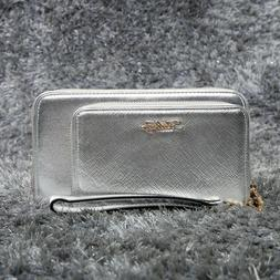 Aitbags Fashion Shining Leather Wallet for Women Long Card H