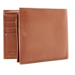 Genuine Leather Wallets For Men Bifold Mens Wallet With ID W