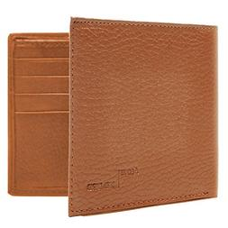 Genuine Leather Wallets For Men - Bifold Mens Wallet With ID