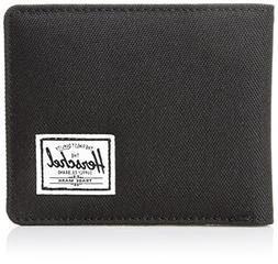 Herschel Supply Co. Hank Bi-Fold Wallet - Black