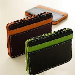 Hot Sale Fashion New Wallet Men's Money Clip BRCE