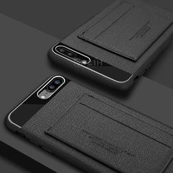 Fits Apple iPhone Case ID Card Wallet Holder Leather kicksta