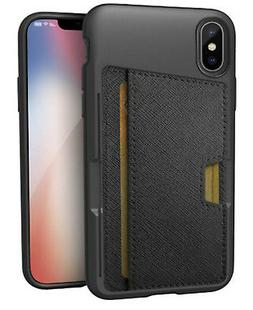 Silk iPhone X/XS Wallet Case - Wallet Slayer Vol. 2  - Black