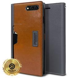 OBLIQ  Case with Credit Card/ ID Pocket Slots For Apple iPho