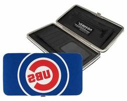 L@@K MLB Authentic Women's Chicago Cubs Shell Mesh Wallet by