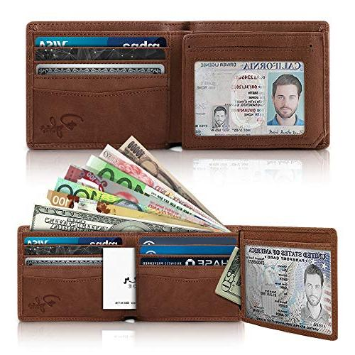 2 ID Wallet for Side Capacity Travel