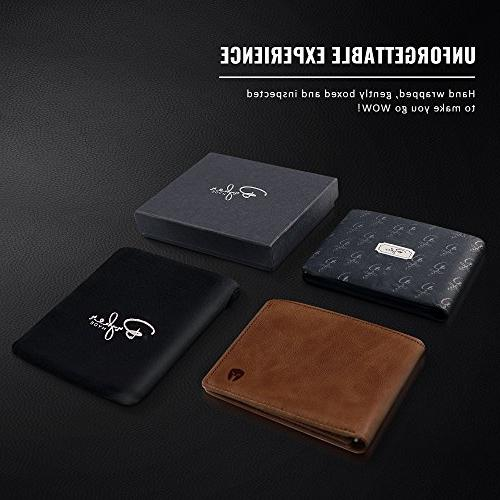 2 ID Wallet for Side Flip, Extra Travel
