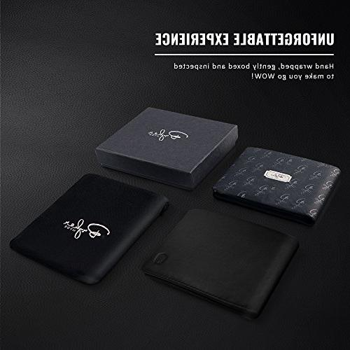 2 ID Window Wallet for Top Travel