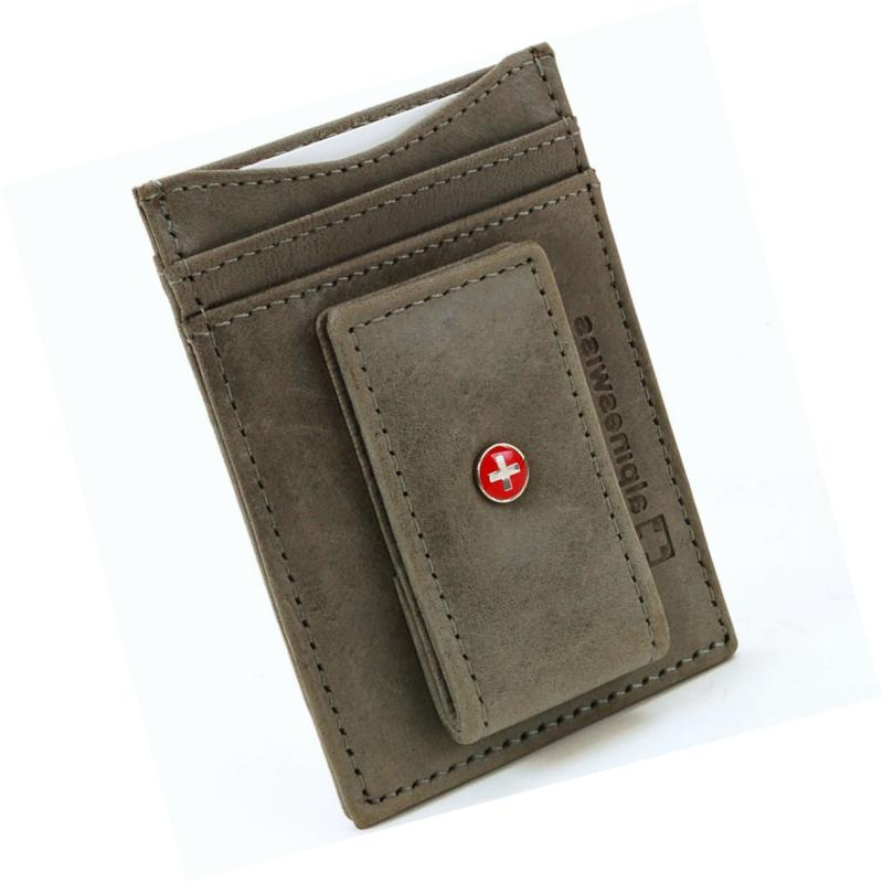 AlpineSwiss Wallet Case