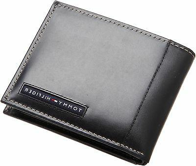 NEW TOMMY CREDIT CARD LEATHER MEN'S