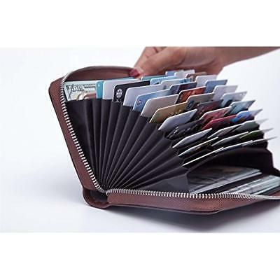 Leather RFID With For Men, Storage