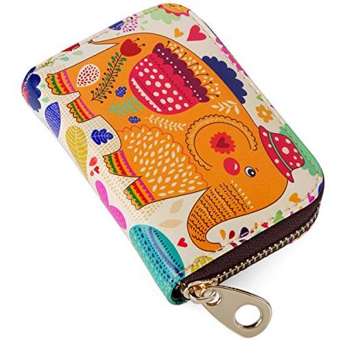 Buvelife Wallet RFID Leather Wallets, Wallet Women