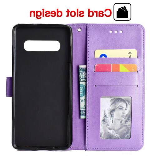 Leather Wallet For Samsung S10e S10 S20 Plus 10 98 S8S9