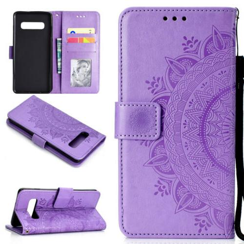 Leather Samsung S20 Plus Ultra Note 10 98 S8S9