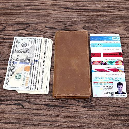 Card Holder Capacity Wallet