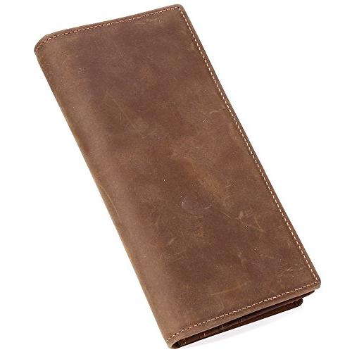 Kinzd Long Card Holder Capacity Wallet