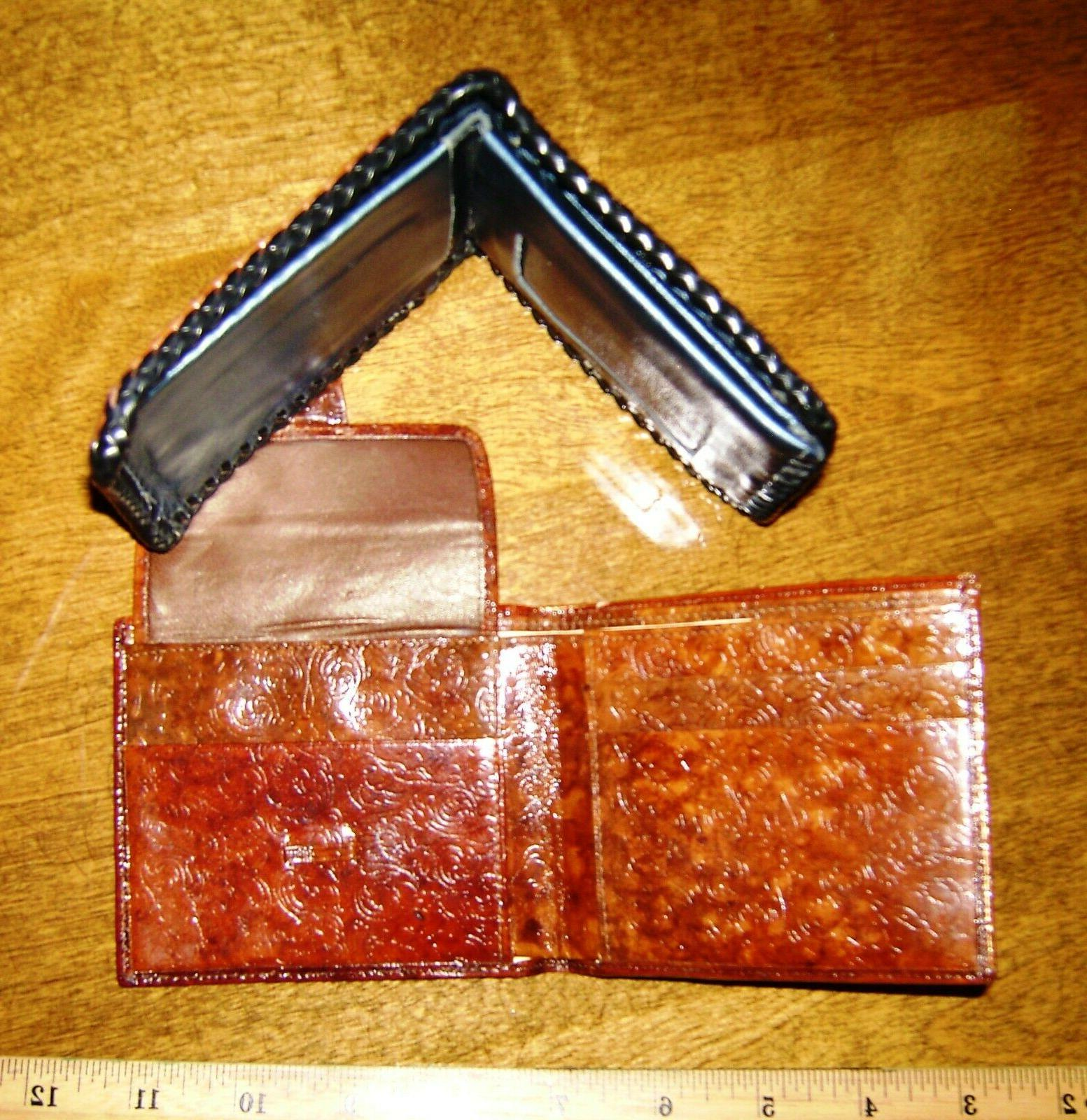 Lot Leather Wallets