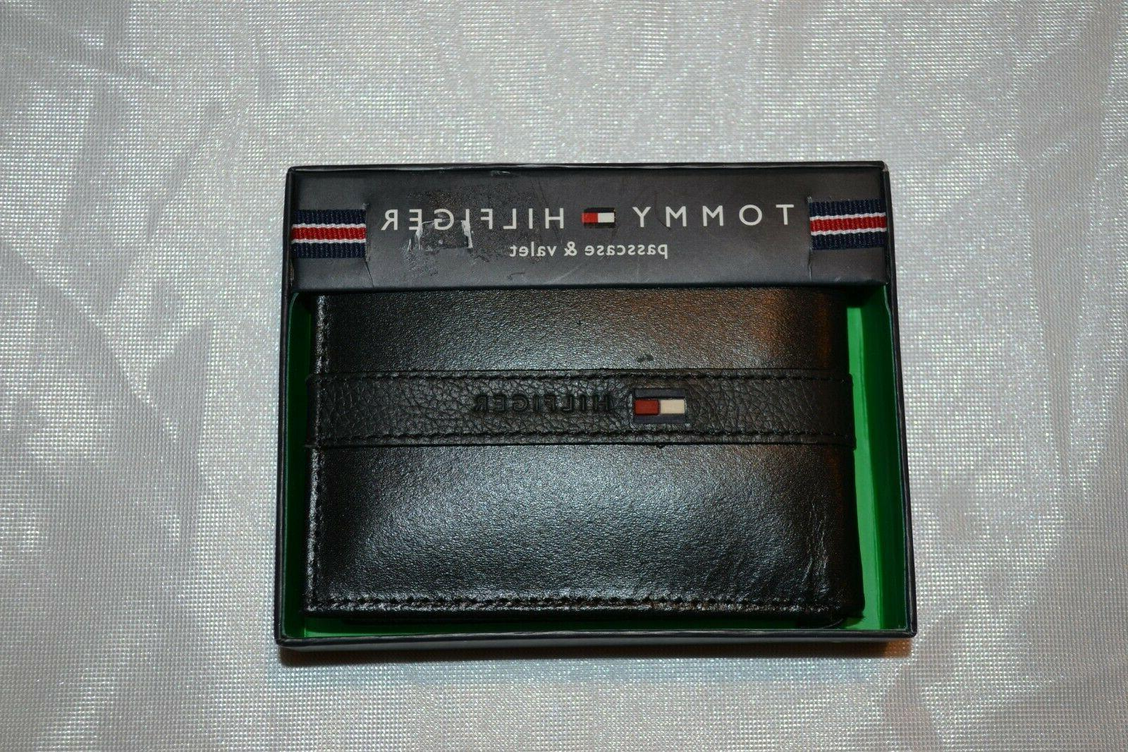 men leather credit card wallet