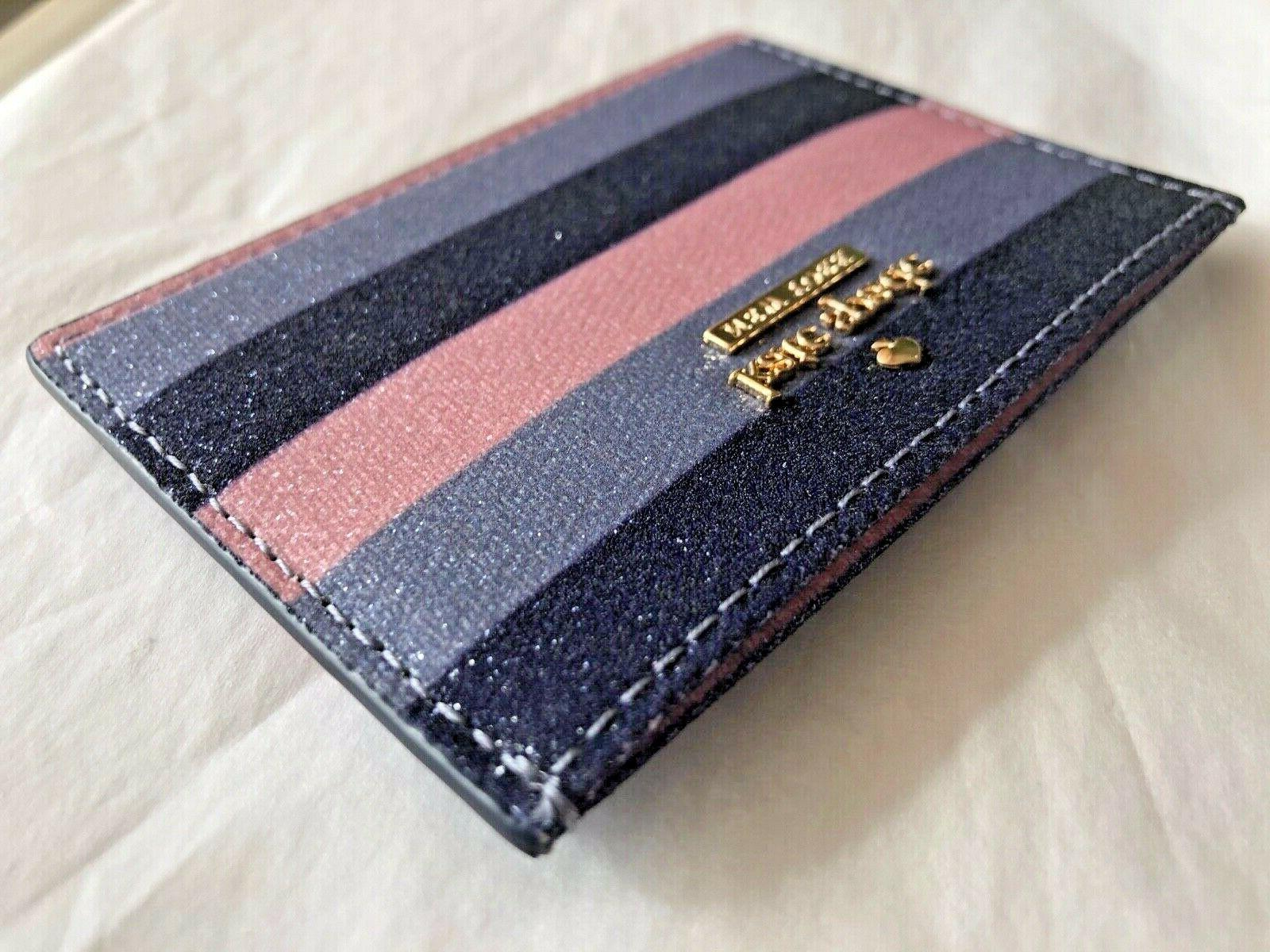 Kinzd Slim Leather Small Ladies Wallet Thin Credit Card Case
