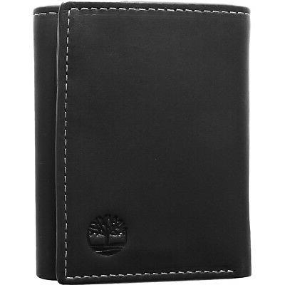 Timberland Men's Trifold Leather