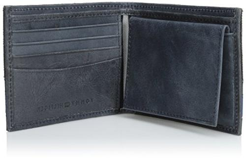 Tommy Passcase Removable Card Holder,Exeter