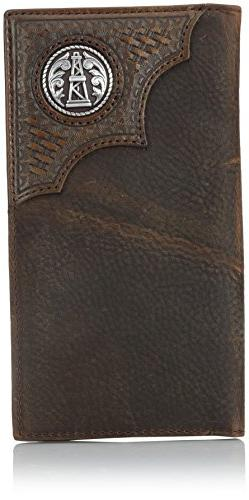 Ariat Men's Oil Rig Concho Rodeo, Aged Bark, One Size
