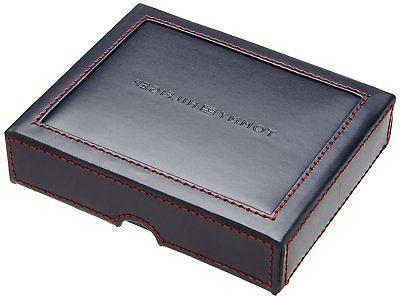 Leather Passcase Removable Card Holder