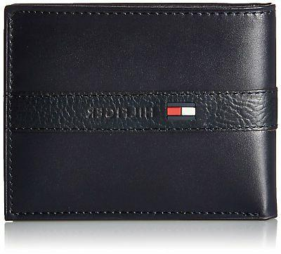 Tommy Leather Wallet Removable Card Holder