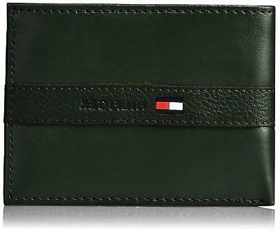 Tommy Men's Leather Passcase Removable