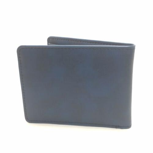 Hissimo Men's Slim Front Pocket ID Card with Blocking