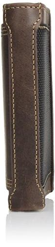 Carhartt Leather Wallet, Contrasting Stitch, One