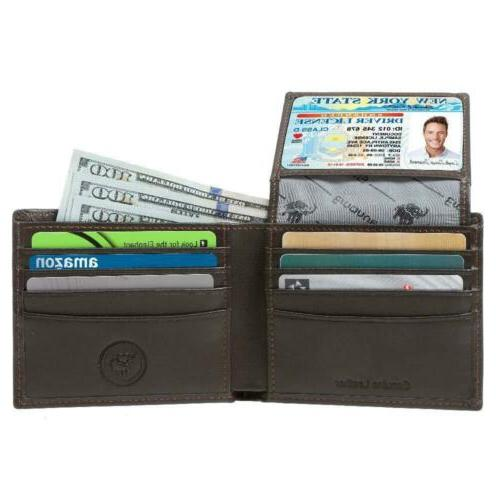 New Buxton Vinyl Window Inserts for Hipster and Credit Card Wallets Pack of 3