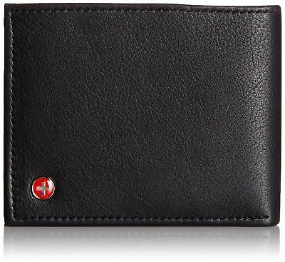 Alpine Blocking Leather Wallet Card
