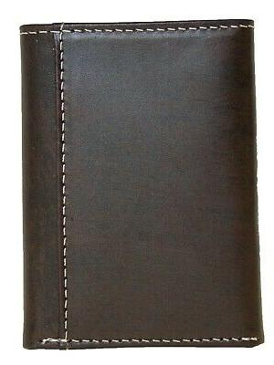 Wallet Leather Brown