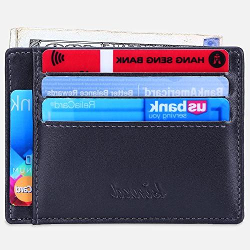 Minimalist Wallet Front Pocket Wallet