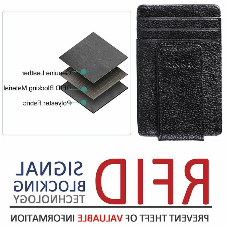 Money Clip, Pocket Wallet, Strong Thin