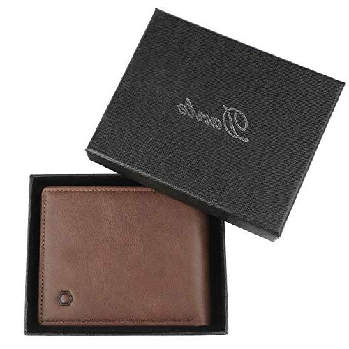 RFID Bifold with 2