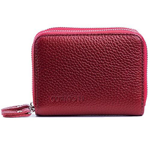RFID Blocking for Women's Leather Holder