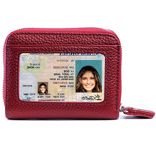 RFID Blocking Wallet for Women,Excellent Women's