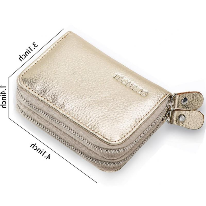 RFID Wallet for Credit Card