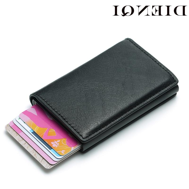 rfid card holder men font b wallets