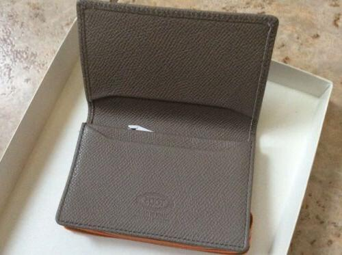 Tod's Leather Holder