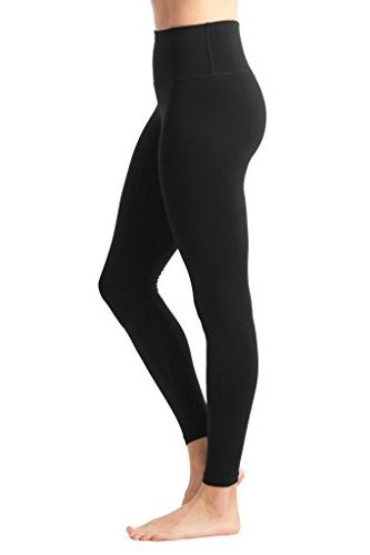 90 By - High Flex Legging Control - Black Large